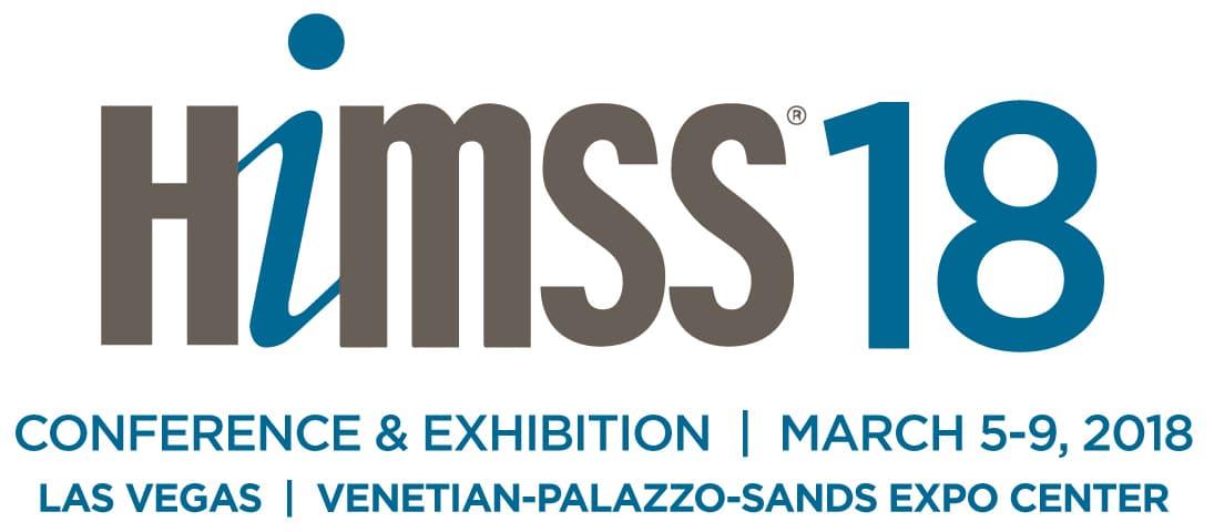 HIMSS18 Logo