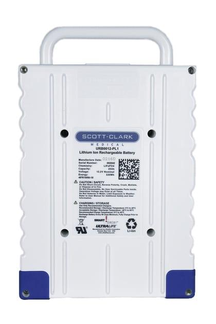 Hot Swap Batteries