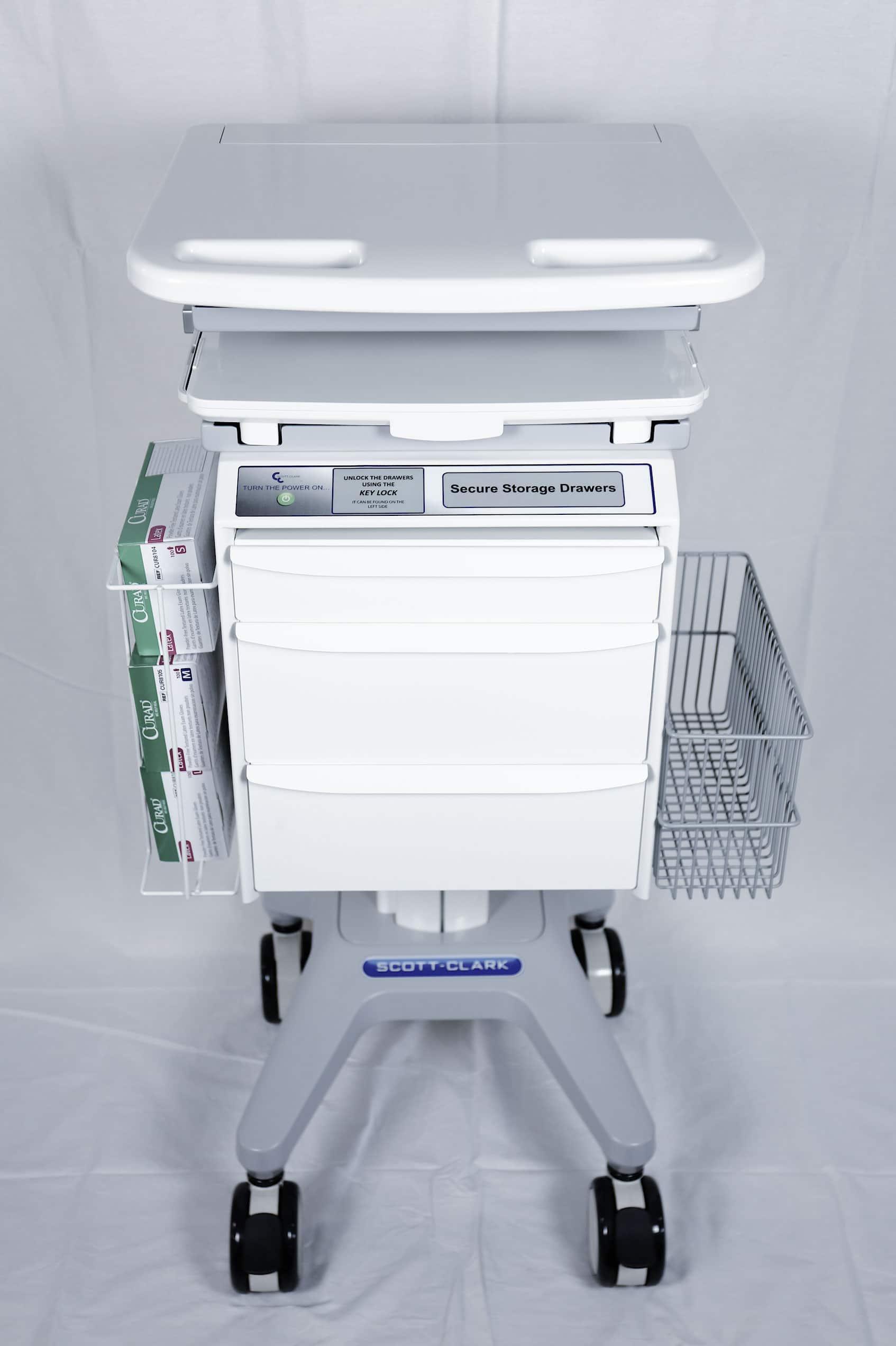 Hospital Mobile Cart