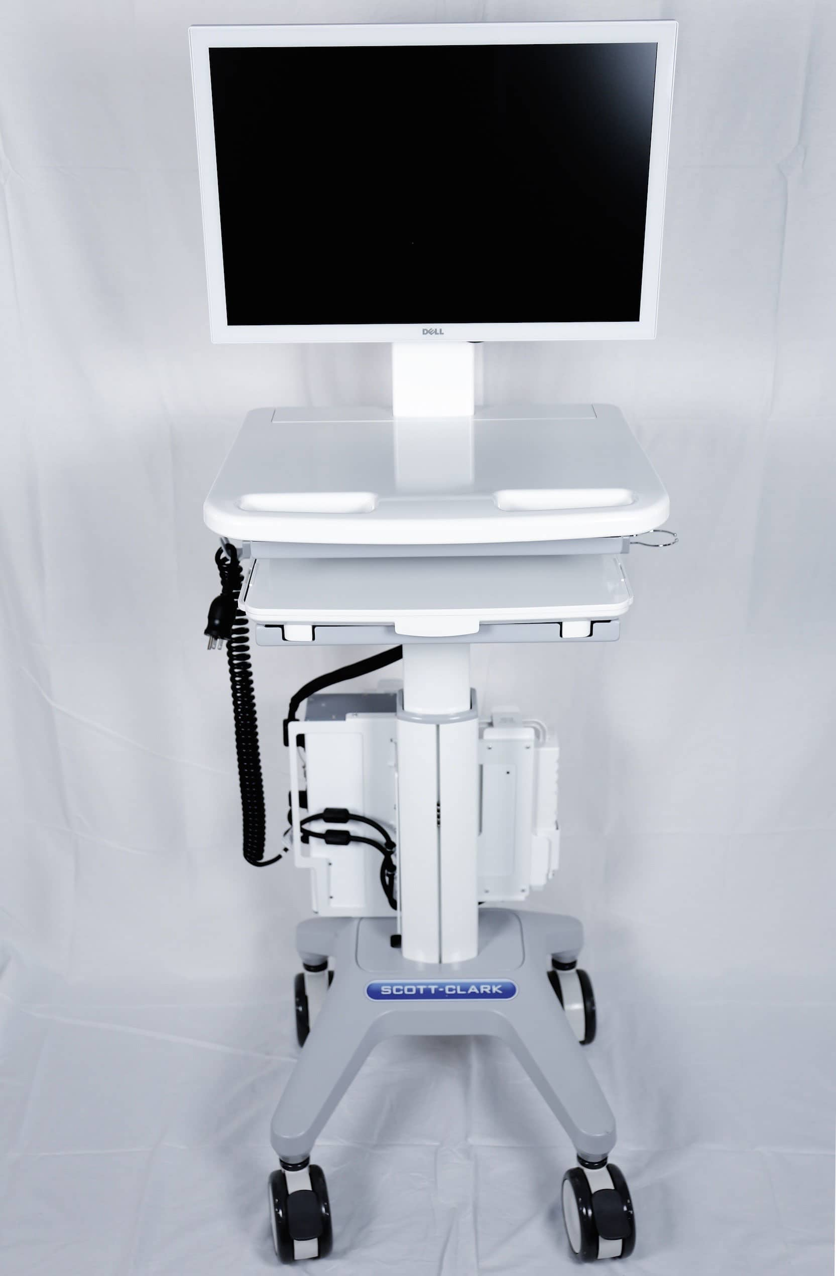 Medical Laptop Cart with Drawer