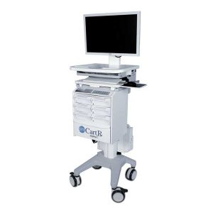 Rubbermaid Medical Carts
