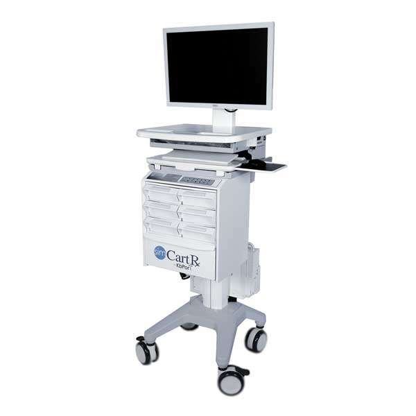 Computer on Wheels Healthcare