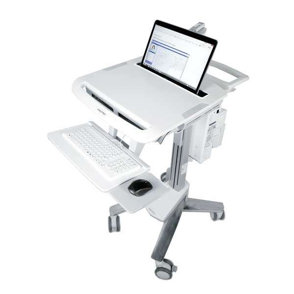 mobile medical computer cart