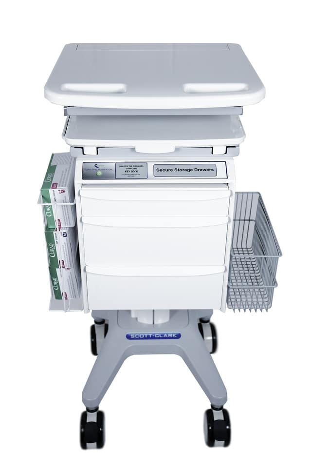 Used Medical Carts Drawers