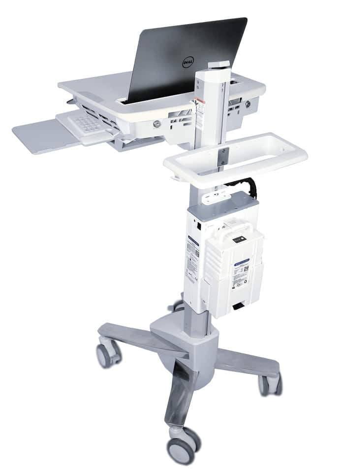 Mobile Medical Computer Carts