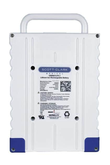 Medical Cart Batteries