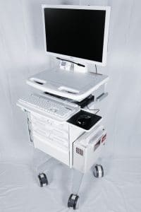 Electronic Medication Carts