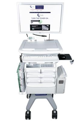 Healthcare Computer Carts