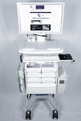 Medical Supply Carts