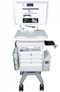 laboratory equipment and instrument carts
