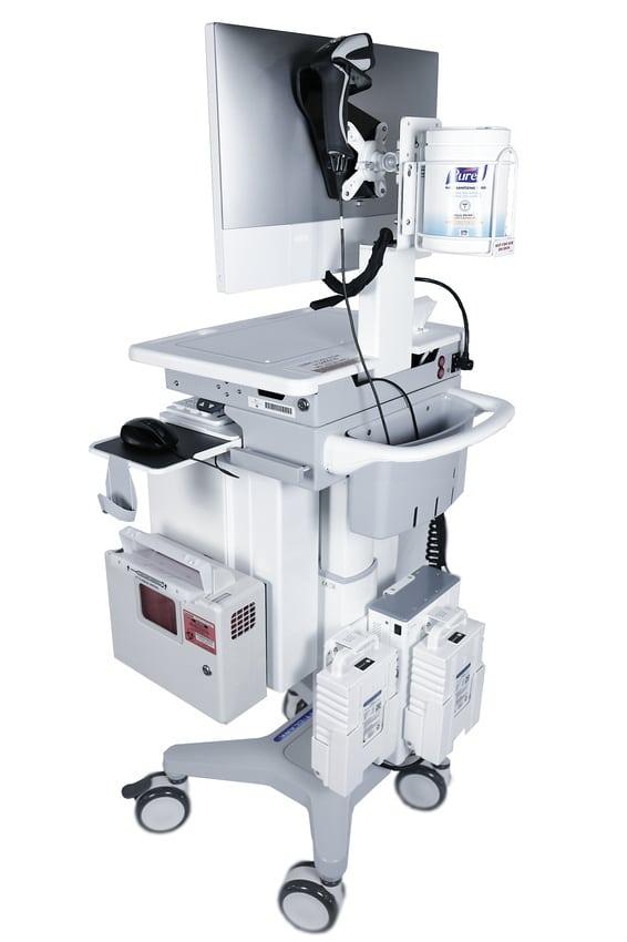 Mobile Medical Rolling Cart