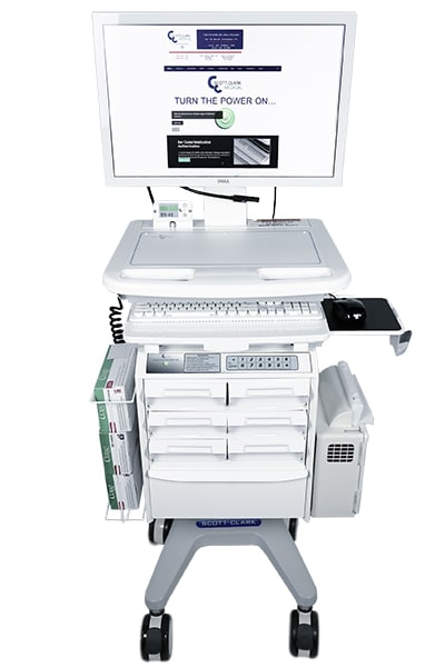 Medical Computer Carts